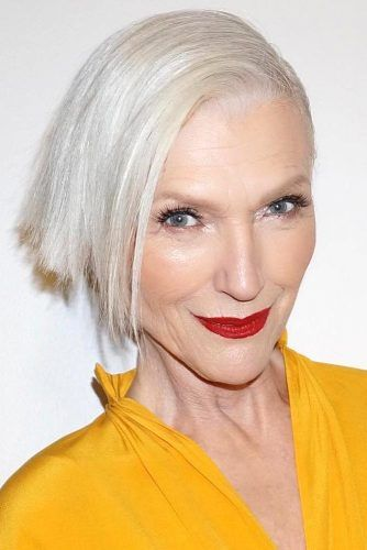 34 Incredibly Beautiful Short Haircuts For Women Over 60 Hairstyle