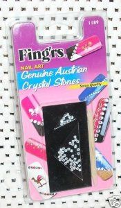 105 best beauty nail tools images on pinterest nail tools fingrs nail art 1189 austrian crystals by fingrs prinsesfo Image collections