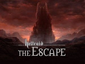 In Hellraid: The Escape, you'll find yourself awoken from a stone tomb & trapped in a violent prison, patrolled by the disfigured, demonic guards & decorated with all kinds of vicious traps. You must find your way out by solving puzzles, dispatching enemies & collecting items to help pass through each area unscathed. Along way you will find notes with some background information, hints & harrowing tales on them, further fleshing out gameworld one piece at time.