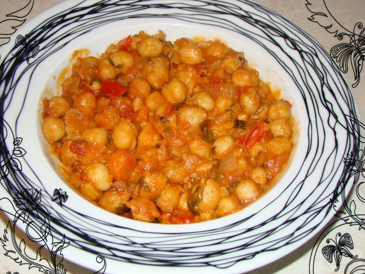 Olga's cuisine...και καλή σας όρεξη!!!: Ρεβύθια στην γάστρα