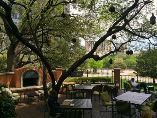The Mansion At Turtle Creek ~ The 14 Best Dallas Patios For Drinking