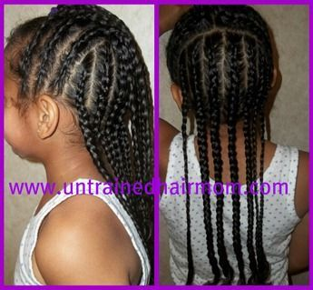 Cool 1000 Ideas About Cornrow Styles For Kids On Pinterest Children Hairstyles For Men Maxibearus