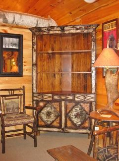 Hutches, Sideboards & Buffets | Adirondack Rustic Furniture Gallery