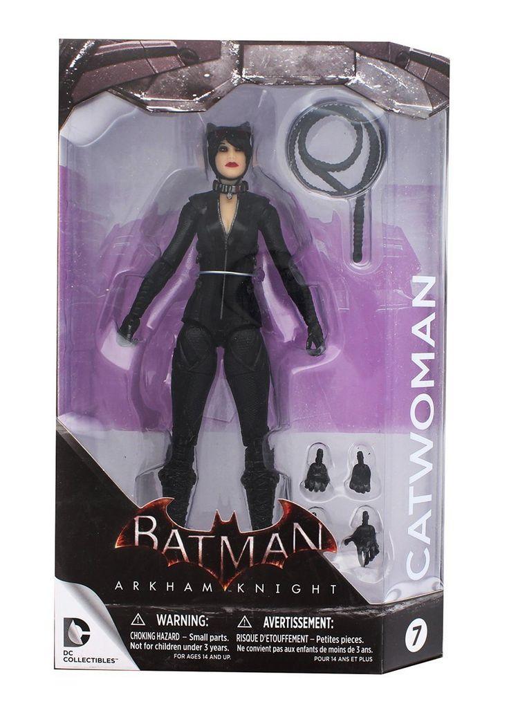 DC Collectibles Batman Arkham Knight: Catwoman Action Figure