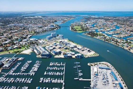 Mandurah, Perth, Western Australia. Discover yourself in one of the most beautiful places on Earth!
