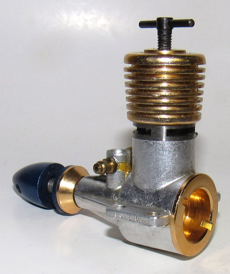 1960 Hungarian V T 10 Diesel Model Airplane Engine | eBay