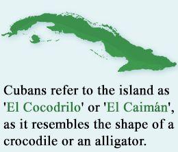 Interesting fact about Cuba