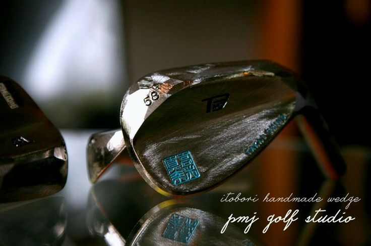 Itobori wedge Original japan hsndmade PMJ GOLF STUDIO.