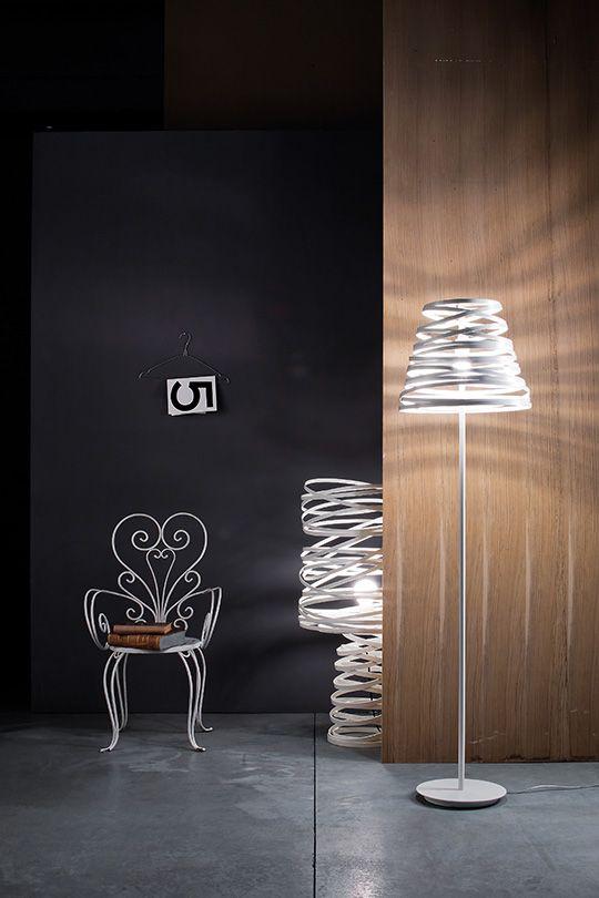 Curl My Light By Studio Italia Design   Designed By Russian Designer Dima  Loginoff.
