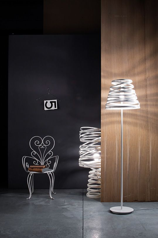 Curl My Light by Studio Italia Design -  Designed by Russian designer Dima Loginoff.