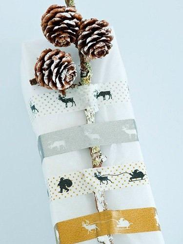 Christmas Japanese Masking Tape