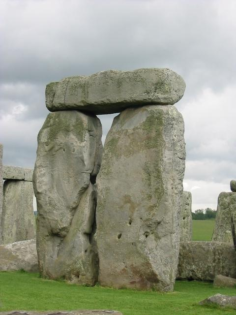 Stonehenge...where the banshees live, and they do live well...