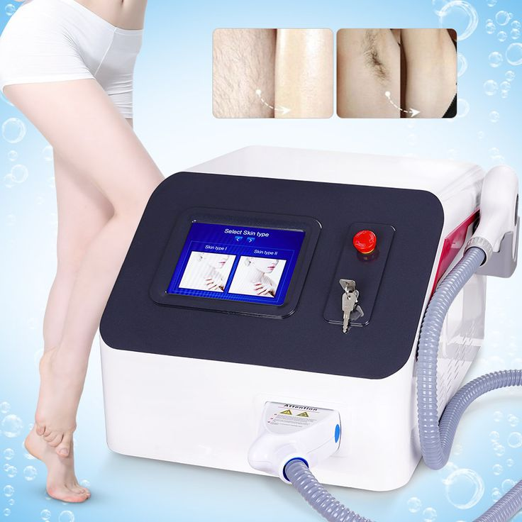 808nm semiconductor laser hair removal system, using its