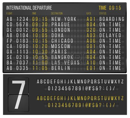 152 best Aeropuertos del mundo Airports of the world images on - scoreboard template