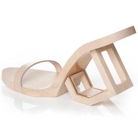 Footspace by Rachel Jui Chi Chang