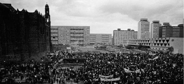 Movimiento estudiantil del 68: la rebelión contra el Estado represor