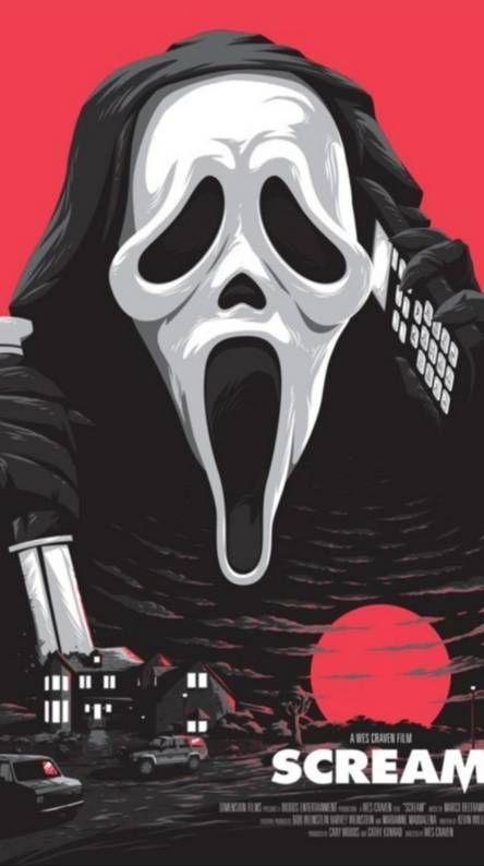 Scream Wallpaper Mobile Wallpaper Of Scream Scream Movie
