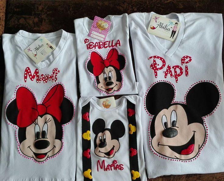 Ropa personalizada familia Abilia shopping Whatsapp 3132196957