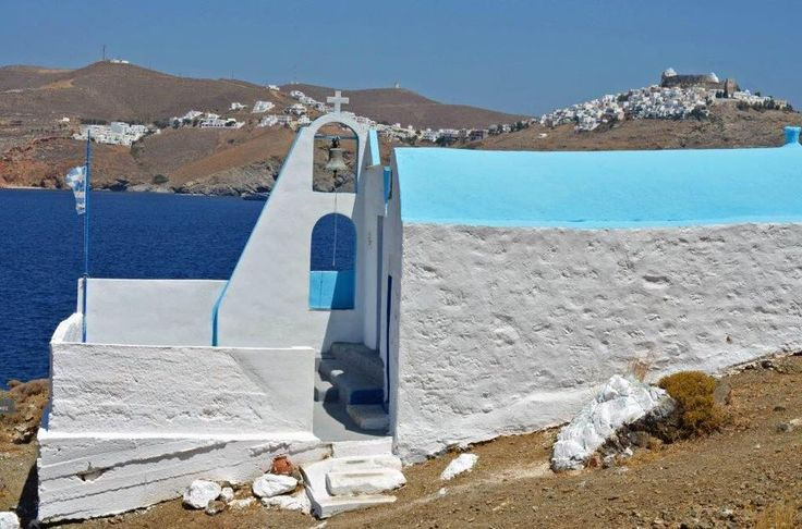 Blue!  #astypalaia #astipalea #greece #travel #aegeansea #easter #visitgreecegr  photo: Yves Gilson @ fb.