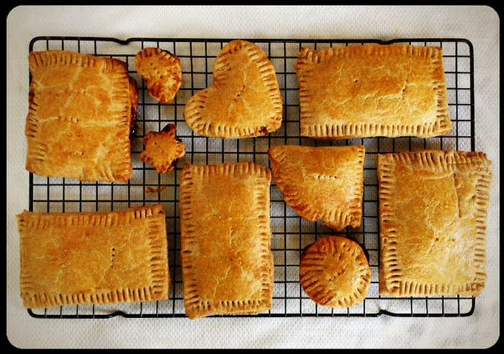 Recipe: Whole-Wheat Toaster Pastries (a.k.a. Pop Tarts!) - 100 Days of Real Food