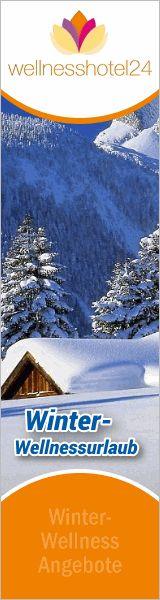Winter Wellnessurlaub Angebote bei wellnesshotel24.de buchen