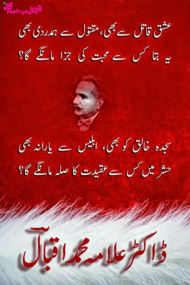 7 best Allama Iqbal images on Pinterest | A quotes, Poetry ...
