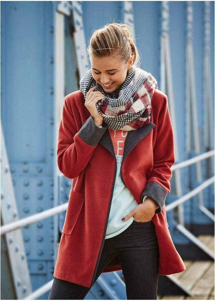 Krótki płaszcz Wysokiej jakości krótki • 219.99 zł • Bon prix