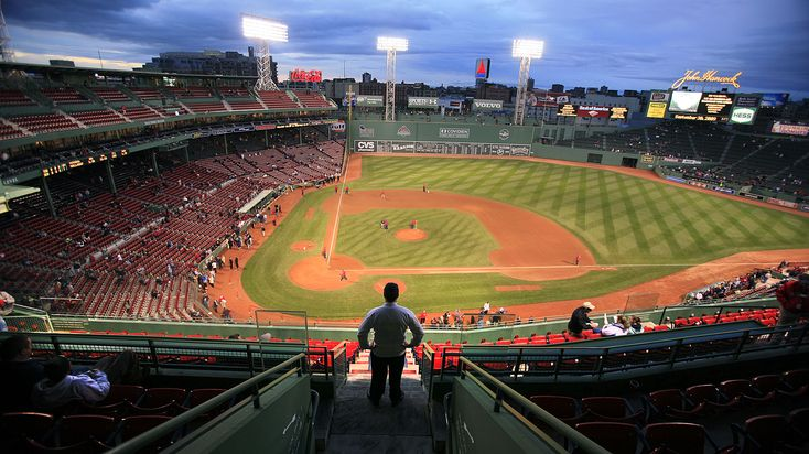 #4. Fenway Park  Top 10 Tourist Attractions in Boston – Things To See in Boston