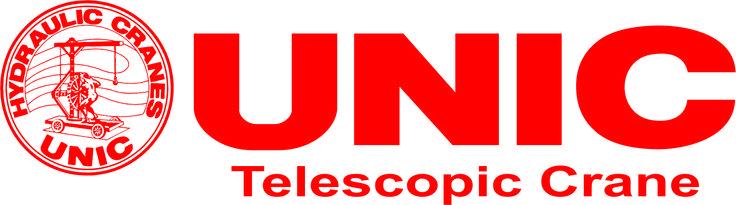 UNIC Telescopic Crane
