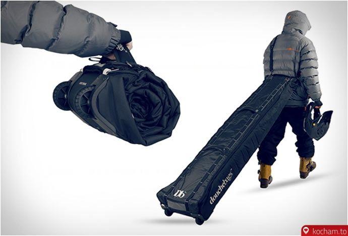 Kocham.to - Torba snowboardowa