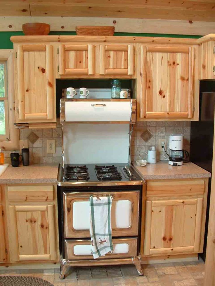 94 best Hickory Cabinets images on Pinterest   Hickory ...