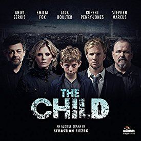 "Another must-listen from my #AudibleApp: ""The Child: An Audible Drama"" by Sebastian Fitzek, narrated by Rupert Penry-Jones."