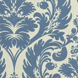 BIG LEAVES - ROBERT ALLEN FABRICS HYDRANGEA - Blue - Shop By Color - Fabric - Calico Corners