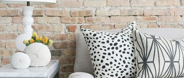 cojines para sofas blanco