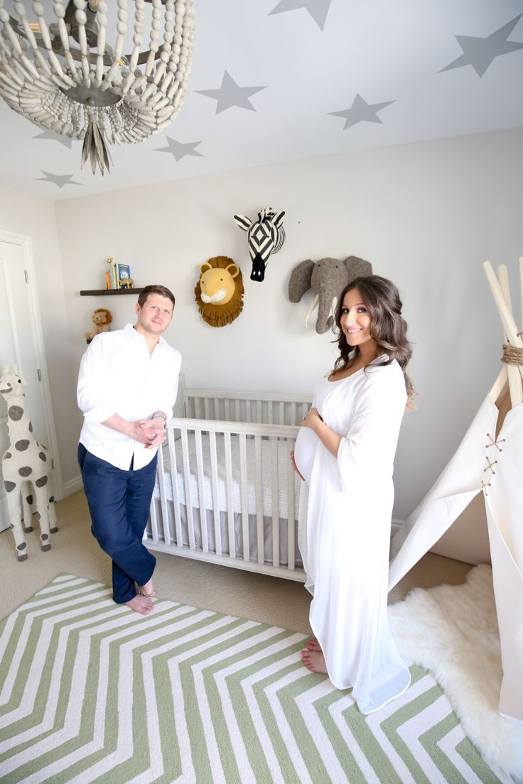 The Gift Insiders Jungle Themed Nursery Reveal Nursery