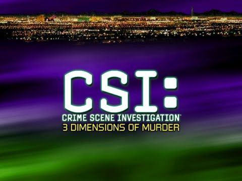 Let's Play CSI - 3 Dimension of Murder Part 1: I HATE HER VOICE!!