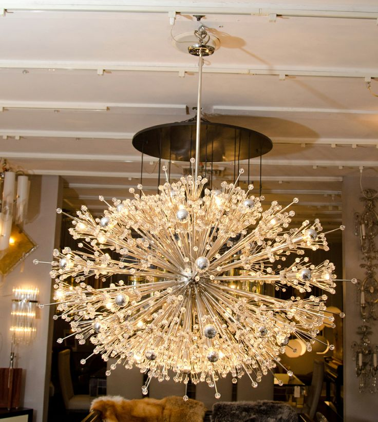 26 best lighting living room images on pinterest chandelier custom swarovski crystal sputnik chandelier from a unique collection of antique and modern chandeliers and mozeypictures Gallery