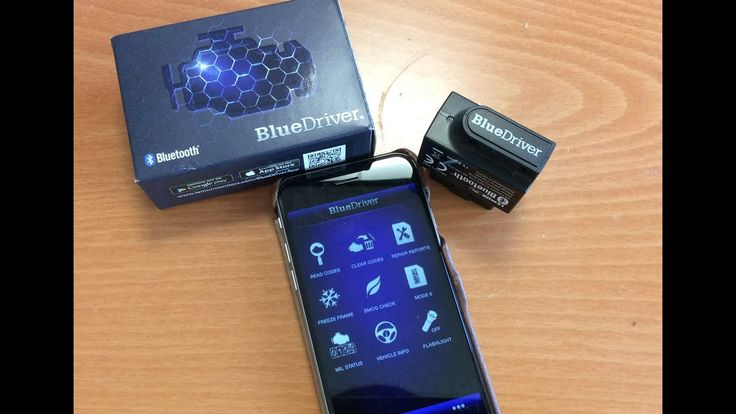 Bluedriver bluetooth obdii scan tool review car tools