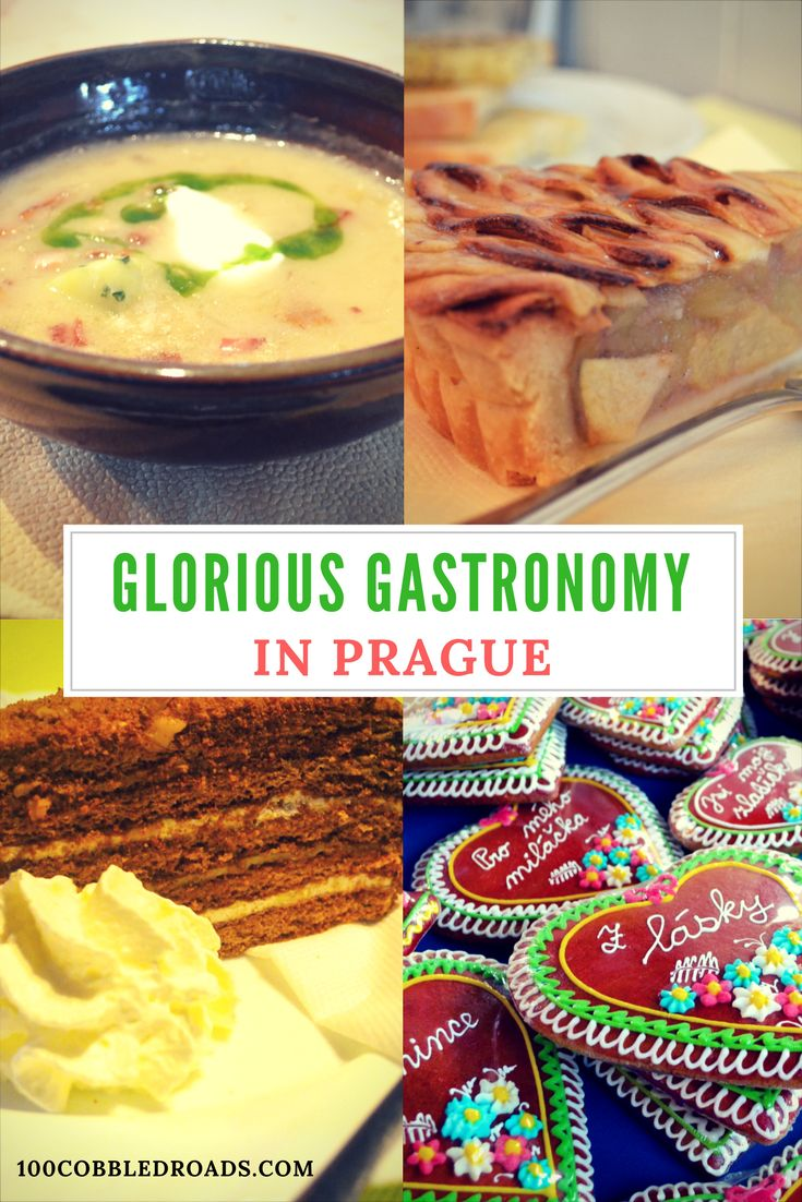 Experience the sensory explosion of contemporary cuisine or marvel at centuries-old Bohemian meat-rich recipes. With a dollop of history and a swirl of authenticity to add that extra zing. Czech out all the food from our tour with Eating Prague Tours! Read more...