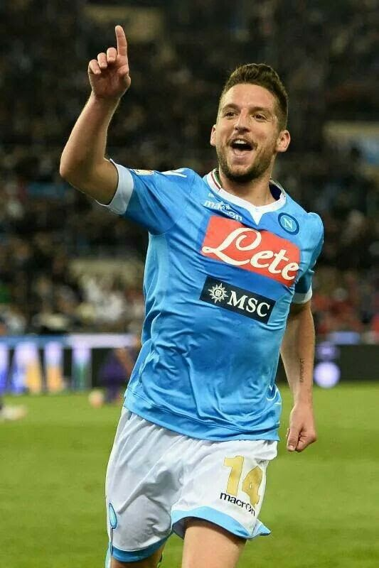 "Dries Mertens, don't like ""serie A"" but i like this player"