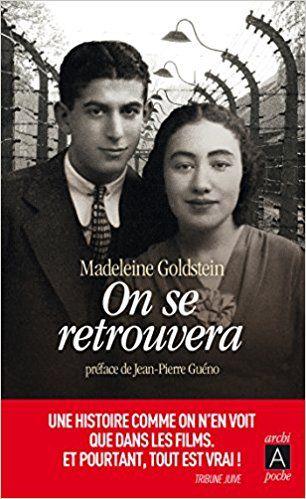 Amazon.fr - On se retrouvera - Madeleine Goldstein - Livres