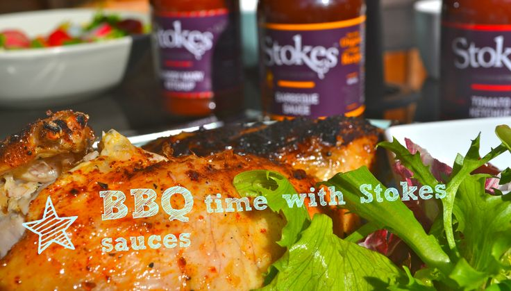 BBQ time with Stokes Sauces