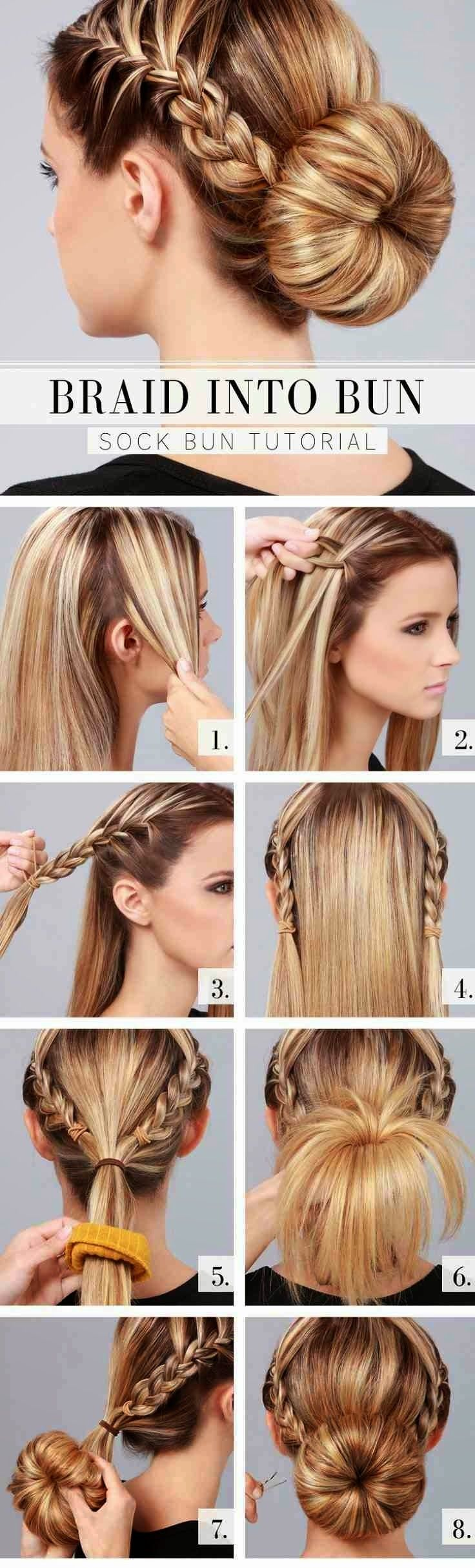 best Hairstylz I Love images on Pinterest Hairstyle ideas Hair