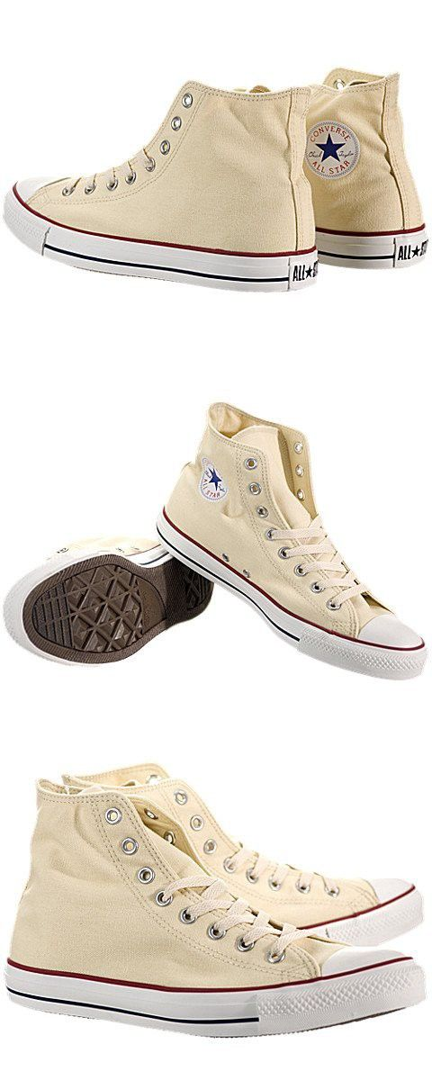 f1bf21563743 Converse Chuck Taylor All Star Hi Top Unbleached White men s 13 ...