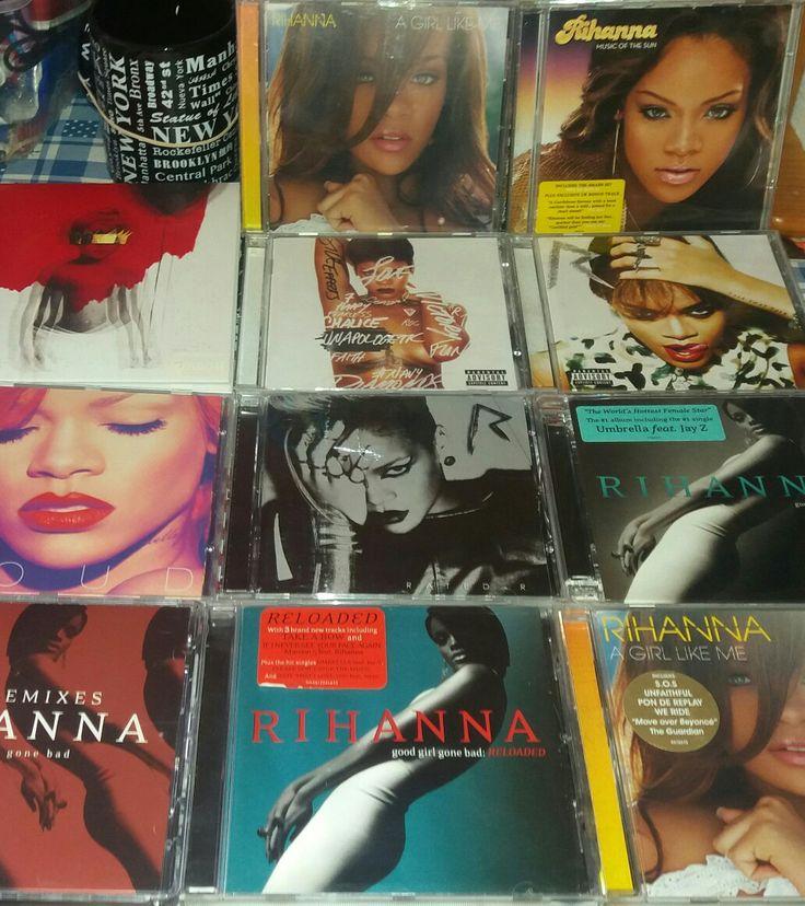 Rihanna discography