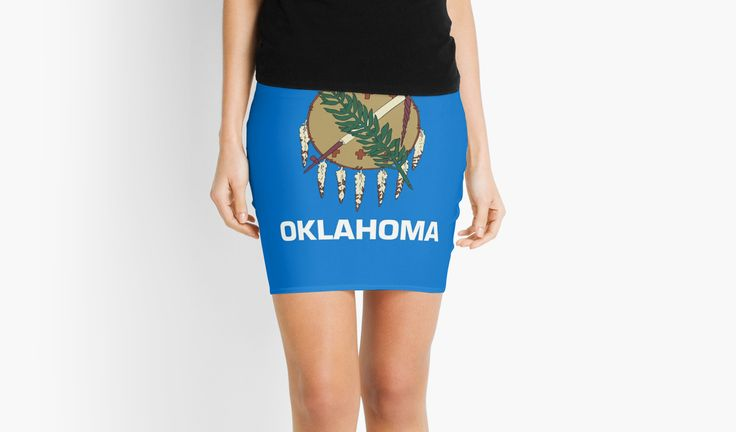 Oklahoma is a midwestern U.S. state whose diverse landscape includes the Great Plains, hills lakes and forests. Oklahoma City, the capital, is home to the National Cowboy and Western Heritage Museum, recognizing the state's pioneer history, and the Bricktown entertainment district, popular for dining and nightlife. The poignant Oklahoma City National Memorial and Museum commemorates the bombing here in 1995. • Also buy this artwork on apparel, stickers, phone cases, and more.