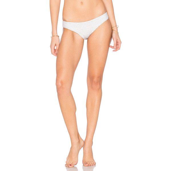 BOYS + ARROWS Clairee the Criminal Bikini Bottom ($45) ❤ liked on Polyvore featuring swimwear, bikinis, bikini bottoms, swim, ruched bikini, scrunch bikini bottoms, bottom bikini, scrunch bottom bikini and swim swimwear
