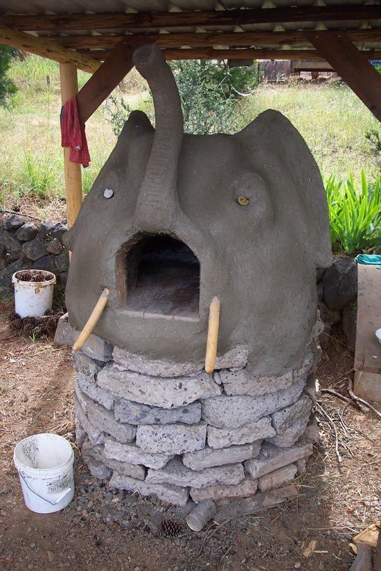 141 Best Cob Oven Images On Pinterest