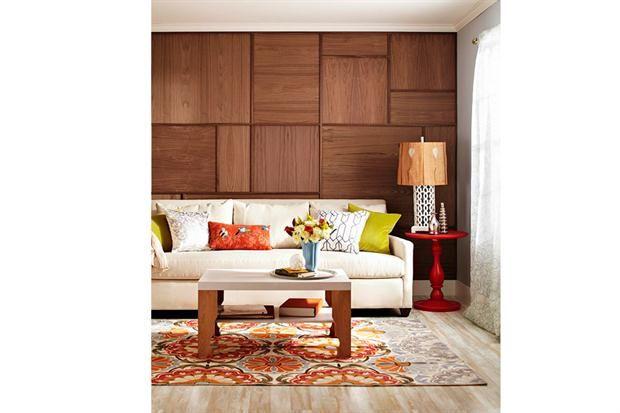 29 mejores im genes sobre a revestimientos en pinterest - Revestimientos de paredes interiores en madera ...
