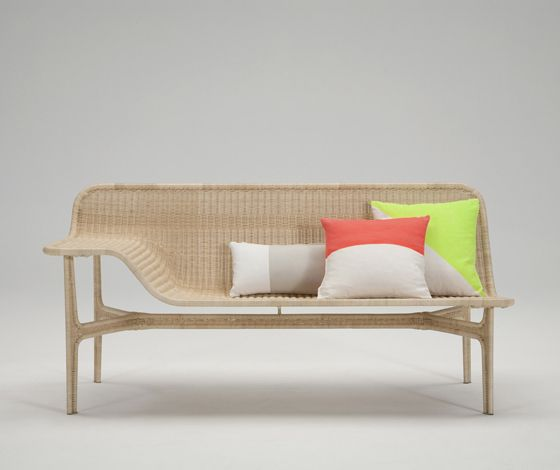 Rattan Funiture Collection by Hiroomi Tahara (JP)